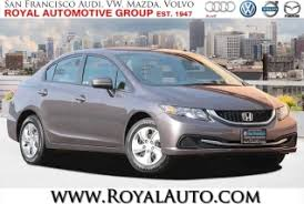 used honda civic for sale in san jose ca 231 used civic