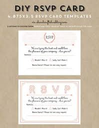 free wedding rsvp template jar this bunting design that i i just thought the