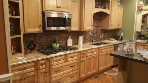 Kitchen Backsplash Gallery by Kitchen Stone Kitchen Backsplash In Interior Design Ideas Tumbled