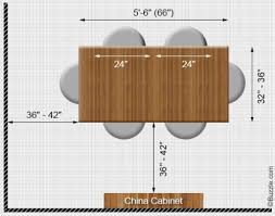 Standard Dining Room Table Size Wonderful Dining Tables Sizes Cool - Standard kitchen table