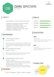 Online Free Resume Template by Free Resume Templates 2016 Jennywashere Com