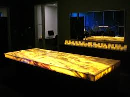 Lit Coffee Table Cimg4259 Jpg 2816 2112 Onyx Backlit Honey Onyx Pinterest
