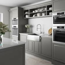 sherwin williams grey kitchen cabinet paint repose gray from sherwin williams sw7015 fabulously
