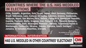 how often has us meddled in others elections cnn