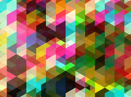 colorful shapes background free vectors ui download