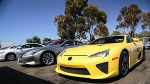 lexus in torrance the lexus lc 500h u0026 lexus lfa together in california auto moto