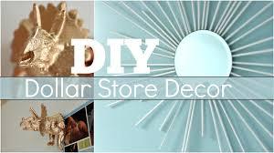 Dollar General Home Decor Diy Dollar Store Decor Youtube