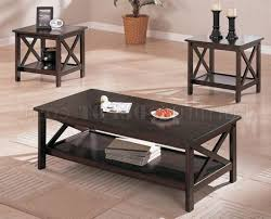 coffee tables 3 piece coffee table sets under 200 enchanting 3