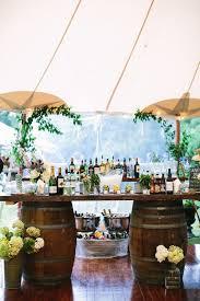 Ideas For Backyard Wedding Reception by Top 25 Best Rustic Wedding Bar Ideas On Pinterest Rustic
