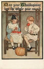 1621 best happy thanksgiving images on vintage