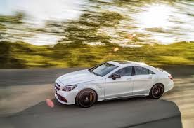 mercedes led headlights motoring malaysia facelifted 2015 mercedes benz cls launched