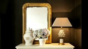specchi con cornice specchio con cornice per riflessi chic e dalani e ora