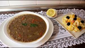 cuisine alg駻ienne cuisine algérienne lentilles aux légumes العدس بالخظار matbakh