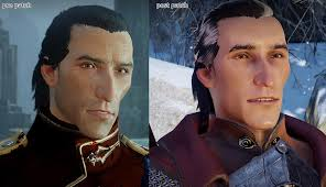 dragon age inqusition black hair dragon age inquisition patch 2 live warning issues w pc ver