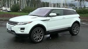 land rover small 2012 range rover evoque review youtube