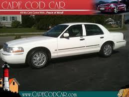 Car Dealerships On Cape Cod - 04 mercury grand marquis gs cape cod used cars u0026 new england