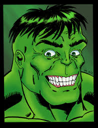 head clipart incredible hulk pencil and in color head clipart