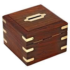 heart shaped piggy bank safe money box wooden piggy bank for boys and