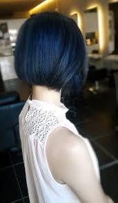 blue ash color deep ash blue hair color numinous hair studio pinterest blue