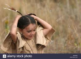 free mative american braids for hair photos a male portrait of a young native american sioux indian boy fixing