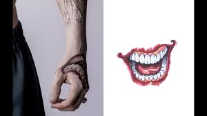 tattoo pictures joker get a detailed look at jared leto s joker tattoos for suicide squad