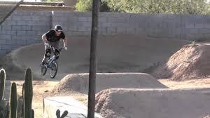 backyard pumptrack 2 0 youtube