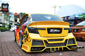 honda custom car top 10 extreme modified cars in malaysia the coverage automotive