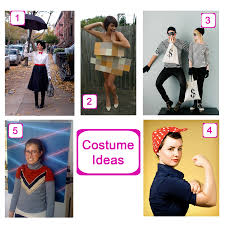 favorite things u2013 costume ideas