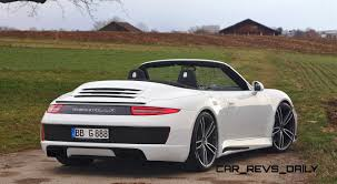 gemballa porsche gemballa gt cabrio see and hear the amazing porsche 911 carrera