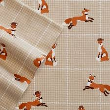 pattern queen sheet cuddle duds foxy foxes flannel sheet set queen bed sheets fox
