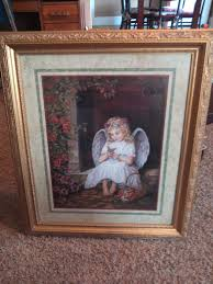 home interior angel portrait in arey u0027s garage sale in brownwood