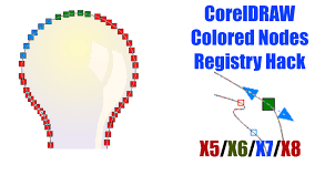 corel draw x6 has switched to viewer mode coreldraw colored nodes registry hack now supports x5 x6 x7 and x8