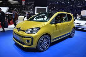 volkswagen up yellow vw u0027 city centric u0027up u0027 gets bigger engine new colors beats audio