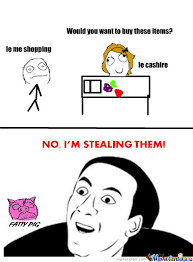 Le Me Meme Generator - me shopping by memegenerator meme center