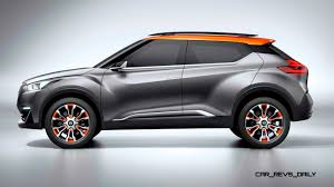 nissan kicks 2017 black 2014 nissan kicks concept is new sao paolo off road crossover