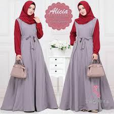 Baju Muslim Wanita baju muslim wanita dress set promo jual beli plukme plukme