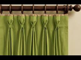 Different Drapery Pleat Styles What Are Different Styles For Drapes Or Curtains