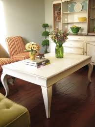 coffee tables appealing white shabby chic wood round pedestal
