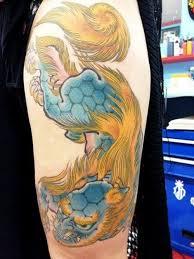 34 foo dog tattoo ideas