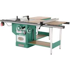 laguna fusion table saw 10 3hp 220v cabinet table saw with riving knife grizzly industrial