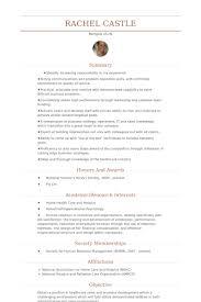 Example Of Recruiter Resume executive recruiter resume samples visualcv resume samples database