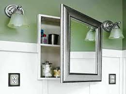 Bathroom Medicine Cabinets Recessed Bathroom Recessed Medicine Cabinet Bathroom Recessed Medicine