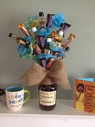 Father S Day Delivery Gifts Man Flowers Father U0027s Day Hennessey Candy Gift Diy Man