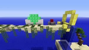 Potato Flew Room Minecraft 2d Intro Text Potato Flew Room