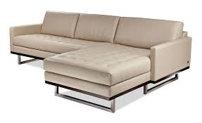 American Leather Sofa by American Leather Tristan Sectional Sofa Modern Furniture