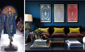 Fashion Home Decor 6 New York Fashion Week Looks That Inspired Home Decor By Design