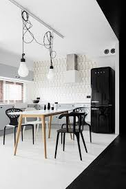 luxury black and white interior for your excellent studio interior