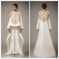 the new 2017 long party evening dresses arab long sleeved dress