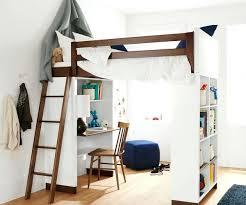 Loft Bunk Bed Desk Loft Bunk Beds For Bikepool Co