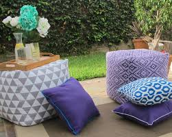 Large Outdoor Floor Pillows by Large Outdoor Pillows Floor Comfortable And Relaxing Large